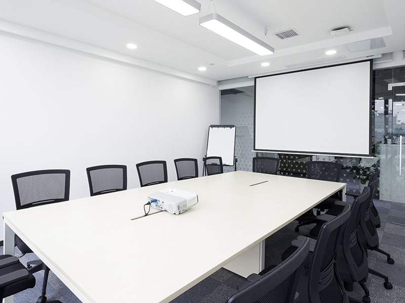 Conference Room Screen